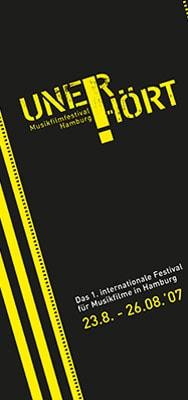 UNERHÖRT! Musikfilmfestival 2007