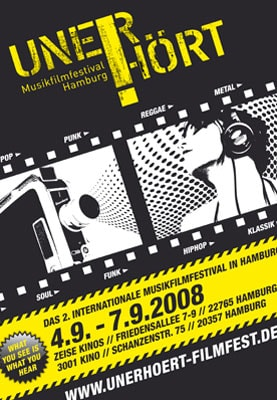 UNERHÖRT! Musikfilmfestival 2008