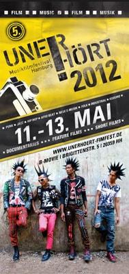UNERHÖRT! Musikfilmfestival 2012