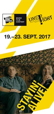 UNERHÖRT! Musikfilmfestival 2017